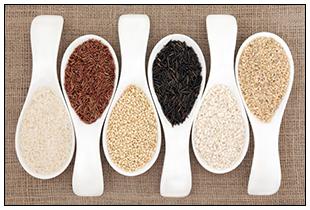 tipologie di riso